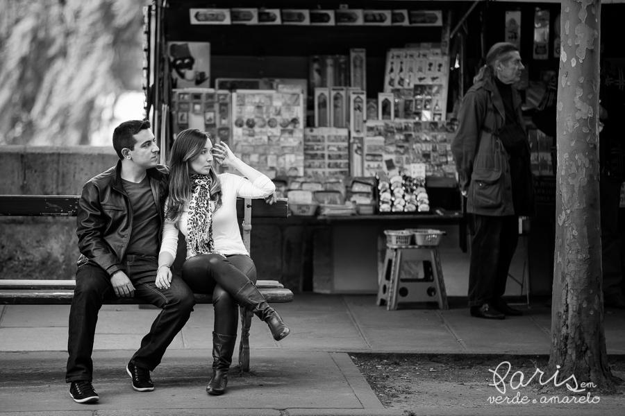 Ser feliz em Paris! por verde e amarelo | photo - Jana Arruda e Daniel Cojocaru